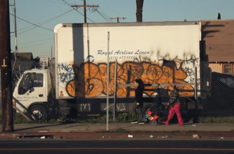 Tristan Eaton X Rebel 8 Video