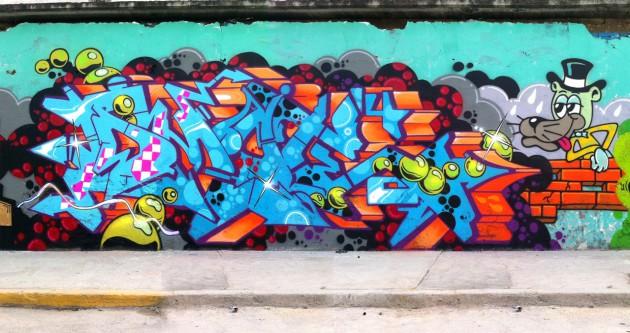 DMOTE-GRAFFITI
