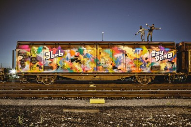 Introducing Graffiti Photographer Edward Nightingale