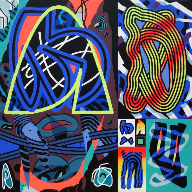 Sobekcis first solo show in the US-13