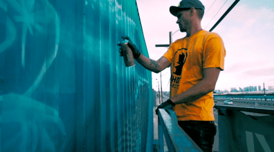 PangeaSeed's Sea Walls: Murals for Oceans San Diego 2016