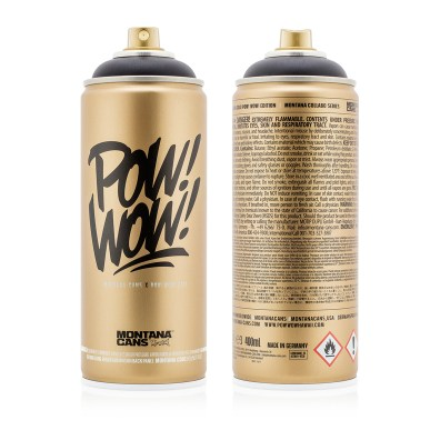 MONTANA-CANS X POW! WOW! HAWAII 2017