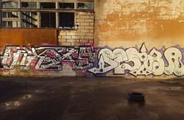 INTRODUCING GRAFFITI ARTIST DUSTO