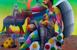STOLENSPACE GALLERY PRESENTS OKUDA LONDON