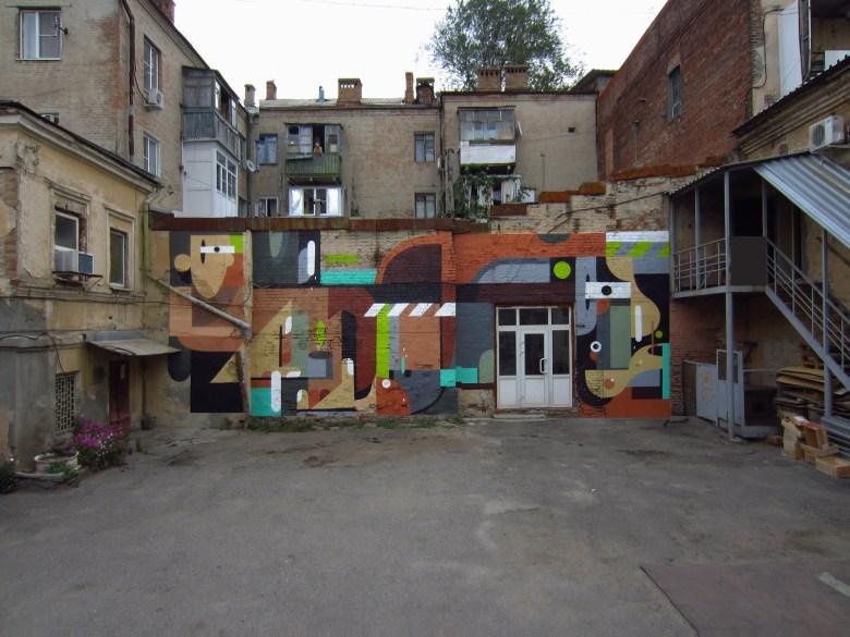Russian Artist Alexey Luka