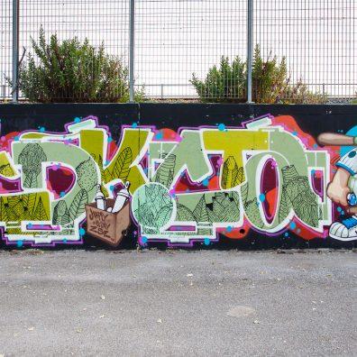 GRAFFITI JAM 2017 MILANO ITALY