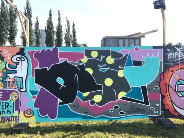 Spektrum 2017_Grossstatttraum Corner_Graffiti Jam_Kool Ski