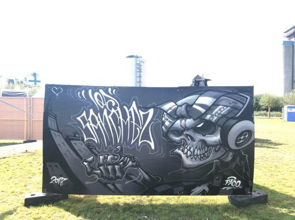 Spektrum 2017_Grossstatttraum Corner_Graffiti Jam_Paco Sanchez