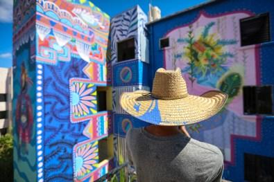 PangeaSeed Foundation Sea Walls Cancun Mexico