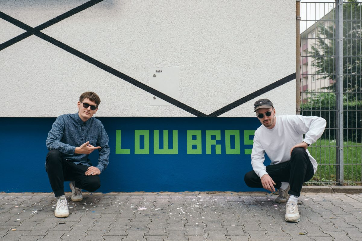 LOW BROS: A Blink to the Future