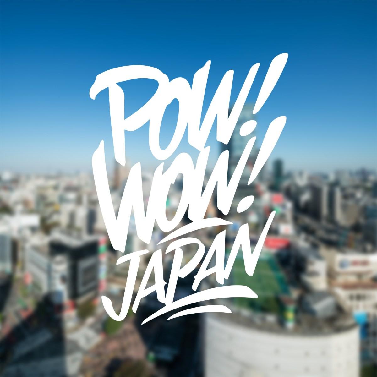 POW WOW JAPAN 2017 KOBE UPCOMING EVENT