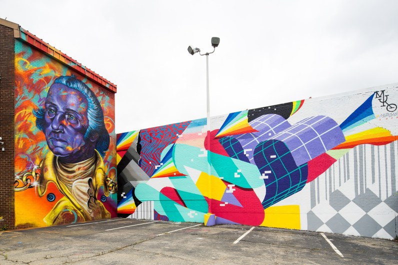 Madsteez and Muro Final Wall