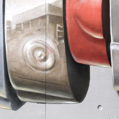 NEVERCREW - Disposing machine - Artrust Melano - 2017 - 06