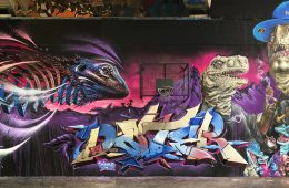The New Koblenz Hall Of Fame - Open for Graffiti