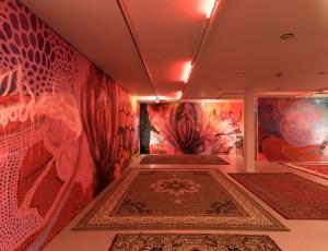 Installation view from solo show at Galleri Thomassen, Gothenburg, Sweden 2017