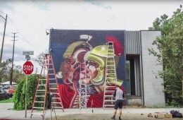 Nychos Dissection of a Roman Centurion in Glendale