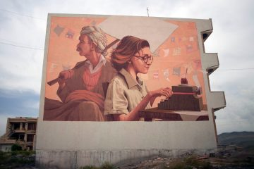 CITY OF POETS - PAT PERRY FOR AptART IN IRAQ