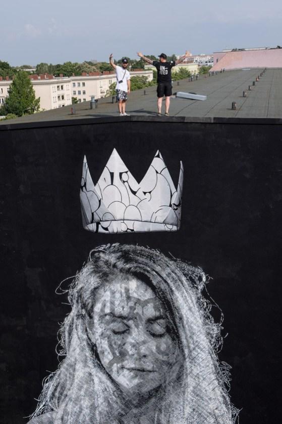 Urban Nation – BMF - Nuno Viegas & Snik