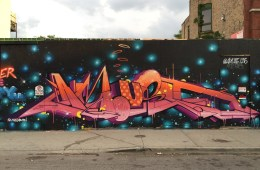 INTRODUCING GRAFFITI ARTIST AMUSE126