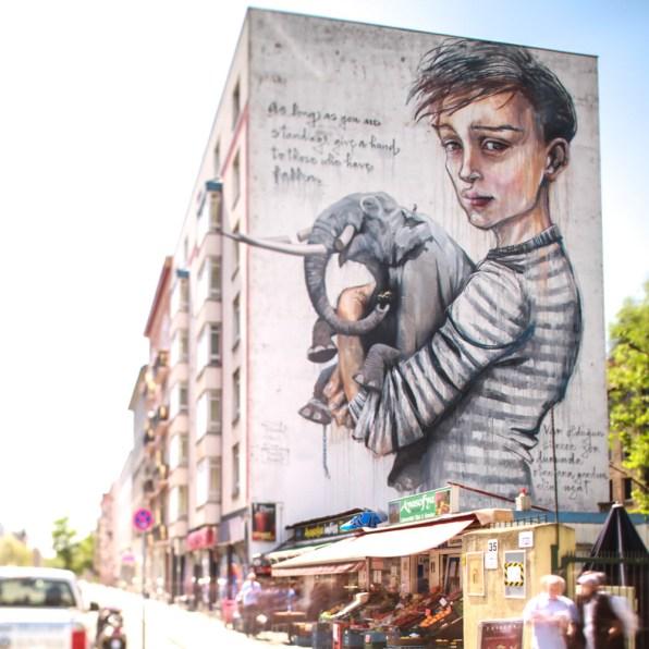 Mural Fest Berlin App