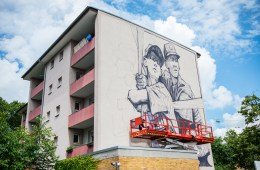 Stadt Wand Kunst Video Recap