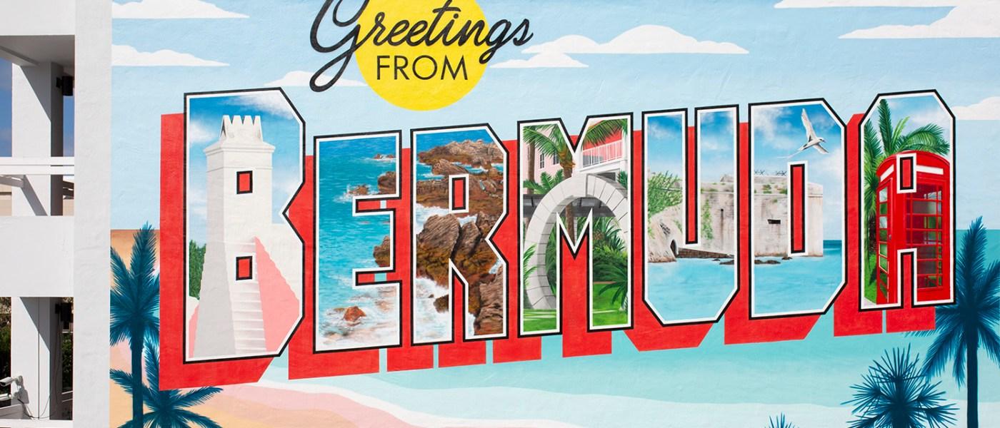 GREETINGS TOUR – FROM BERMUDA