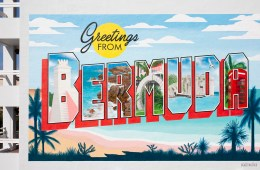 GREETINGS TOUR – FROM BERMUDA