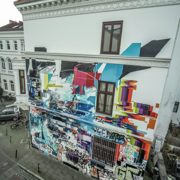 WOW123 Mural in Bremen