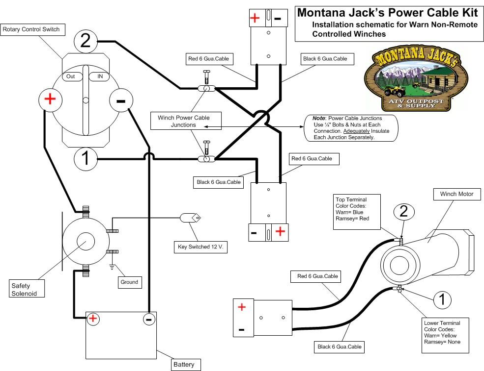Winch Electrical Schematic Warn A2000NEW?resize\=665%2C511 diagrams 964769 warn winch wiring diagram atv warn atv winch in cab winch control wiring diagram at reclaimingppi.co