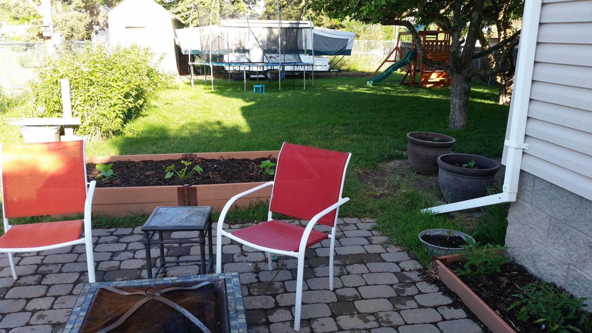 Backyard Urban Homestead