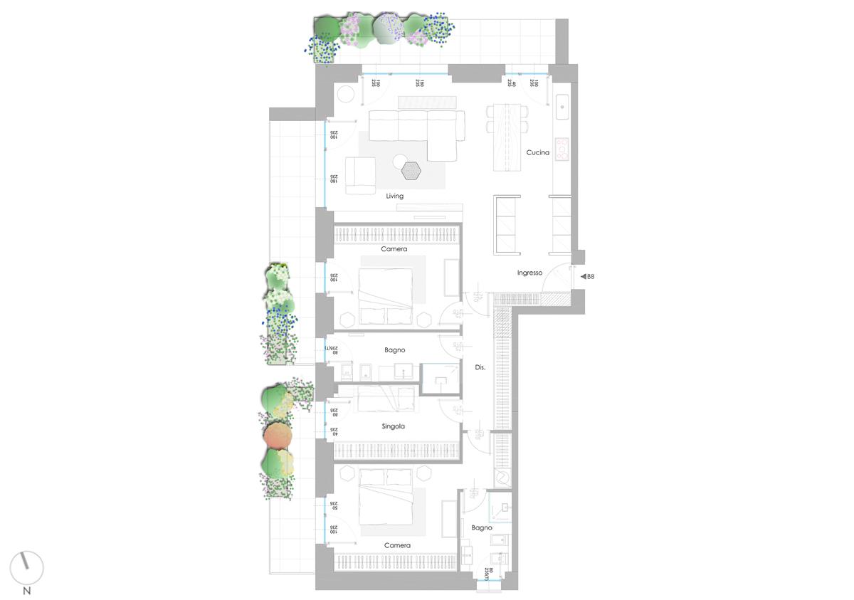 Appartamento Con Certificazione A4 A Fidenza
