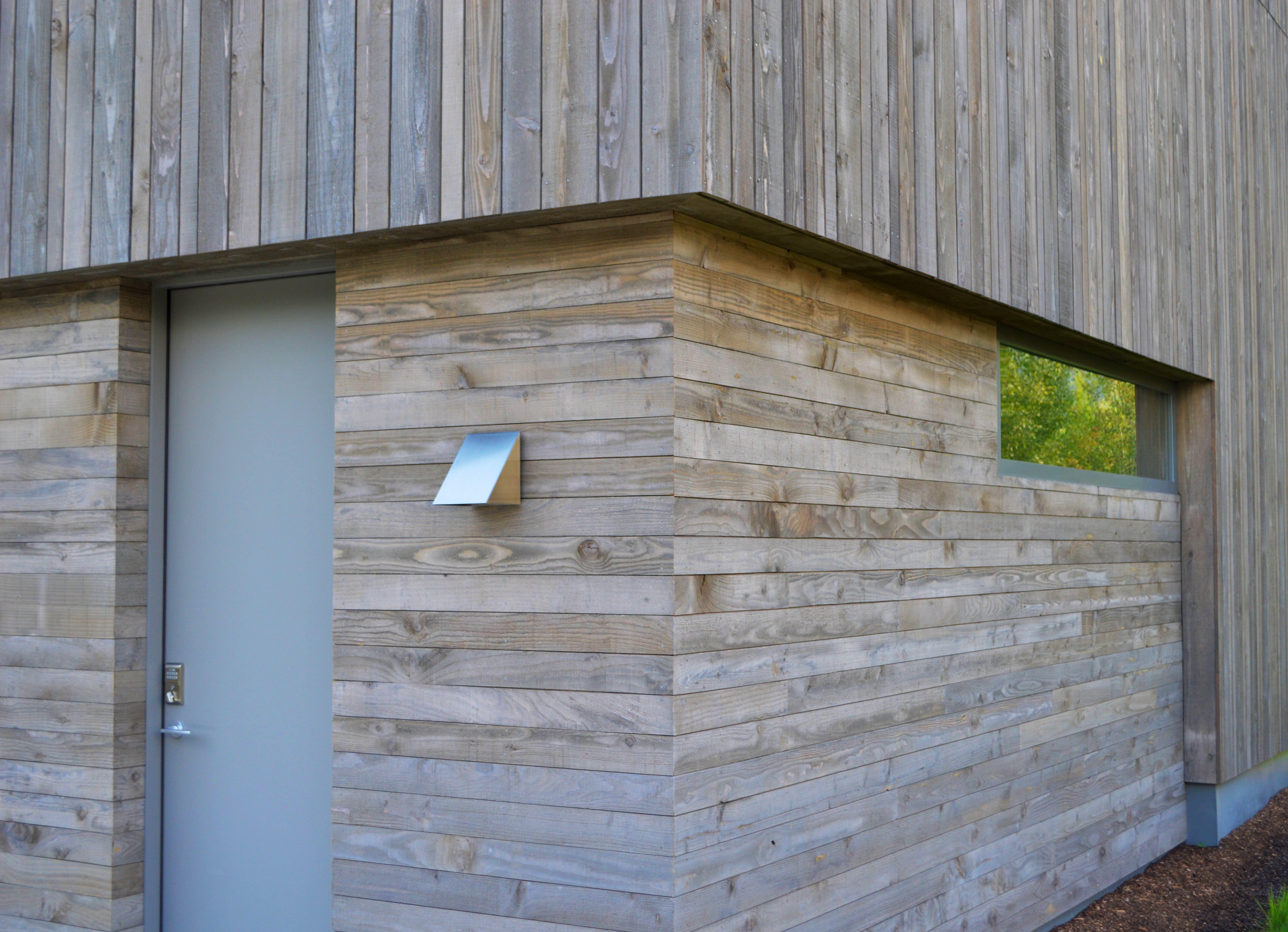 Mountain Modern Architecture uses AquaFir™ Siding ... on Siding Modern  id=68699