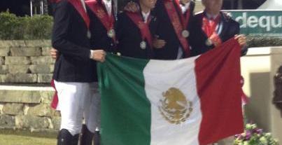 Team Mexico juveniles