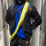 Silhouette Mammut Homme