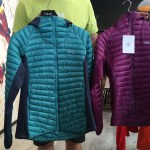 Doudoune synthétique CIRRUS FLEX HOODY WOMEN RAB