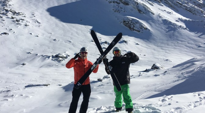 Test du ski Moonlight Eagle Carbon Race 95