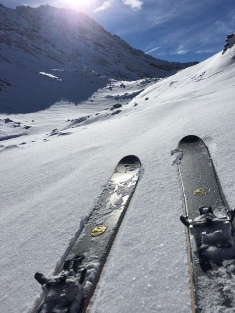 Test ski de rando Moonlight Eagle Carbon Race