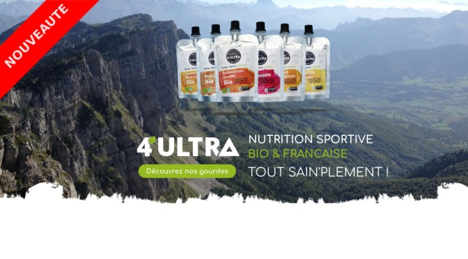 4ULTRA : Nutrition Sportive BIO & FRANCAISE