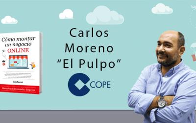El Pulpo entrevista a Borja Pascual, autor de «Cómo Montar un Negocio Online»