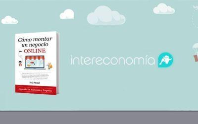 Firma de libros de Borja Pascual en «El Barómetro» de Intereconomía