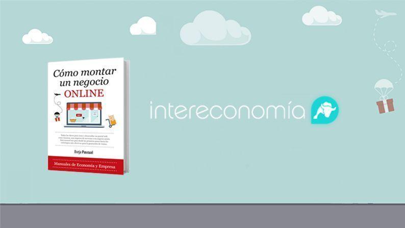 """Firma de libros de Borja Pascual en """"El Barómetro"""" de Intereconomía"""