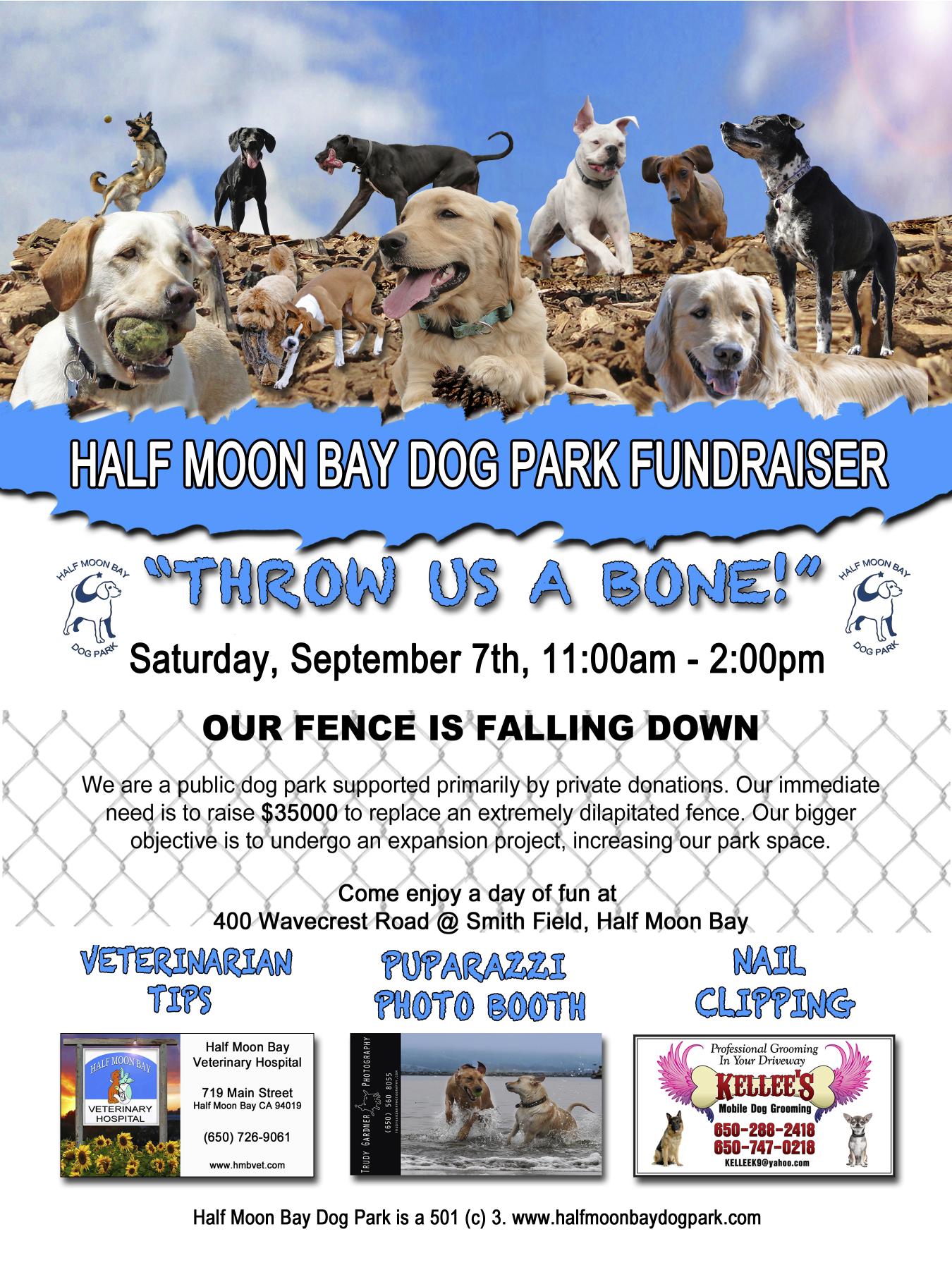 HMBDP Fundraiser, Sept. 7