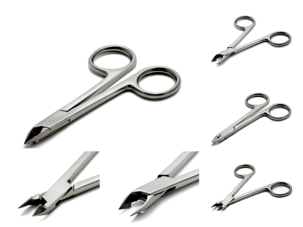 Cuticle pliers
