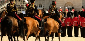 Trooping the Colour ceremony