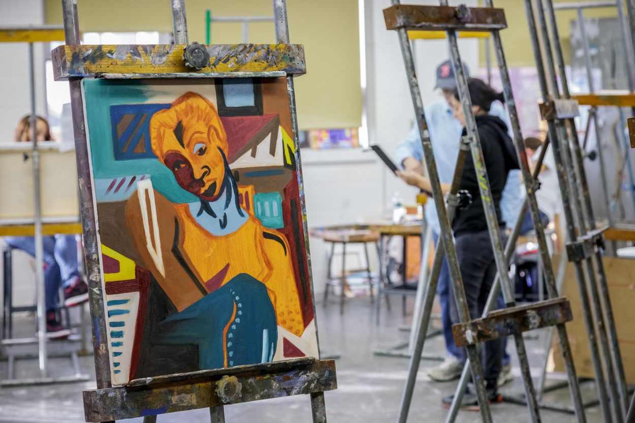 Visual Arts BA Department Of Art And Design