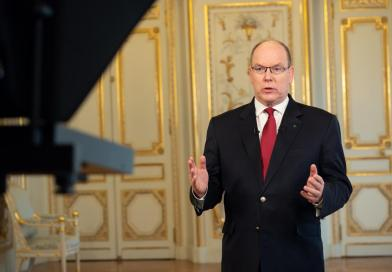 APRIL FOOL IS NO JOKE IN MONACO: HEALED ALBERT II OF MONACO ADDRESSES TO THE NATIONAL ASSEMBLY
