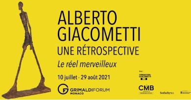 """EXHIBITION """"ALBERTO GIACOMETTI. A RETROSPECTIVE. THE REAL WONDERFUL"""""""