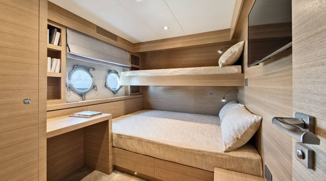 MCY 105 Monte Carlo Yachts Luxury Yachts