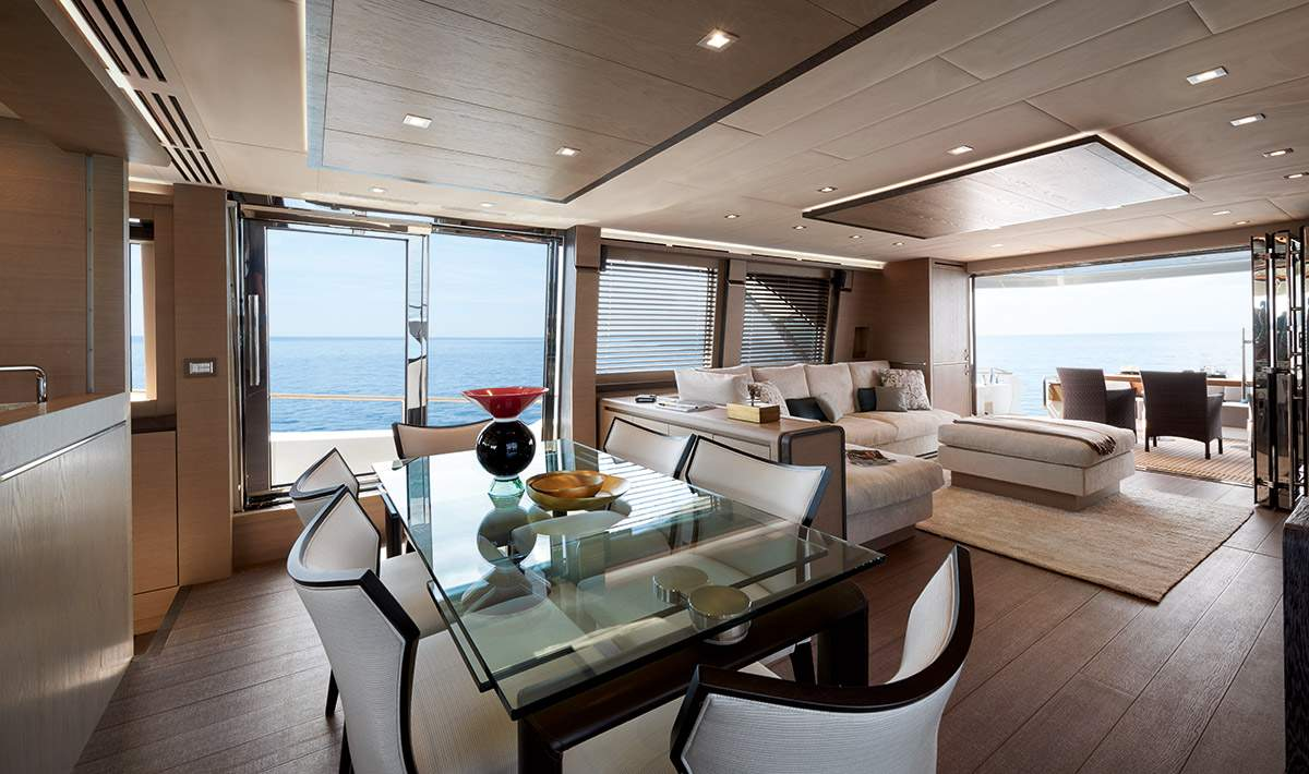 MCY 80 Monte Carlo Yachts Luxury Yachts