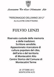 Fulvio Lenzi